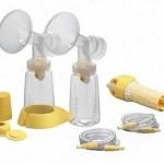 Biberons et accessoires pour tire-lait Lactina